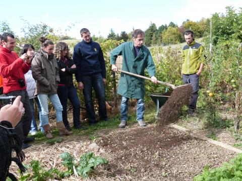 "Formation ""Jardinage au naturel"""