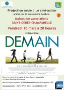 Projection du film DEMAIN